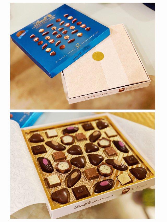 新年剁手|Lindt巧克力分享第二弹