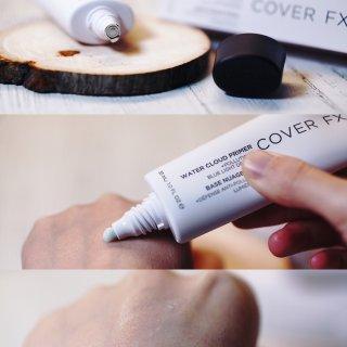 【微众测】Cover FX 光泽彩妆 明星三件套