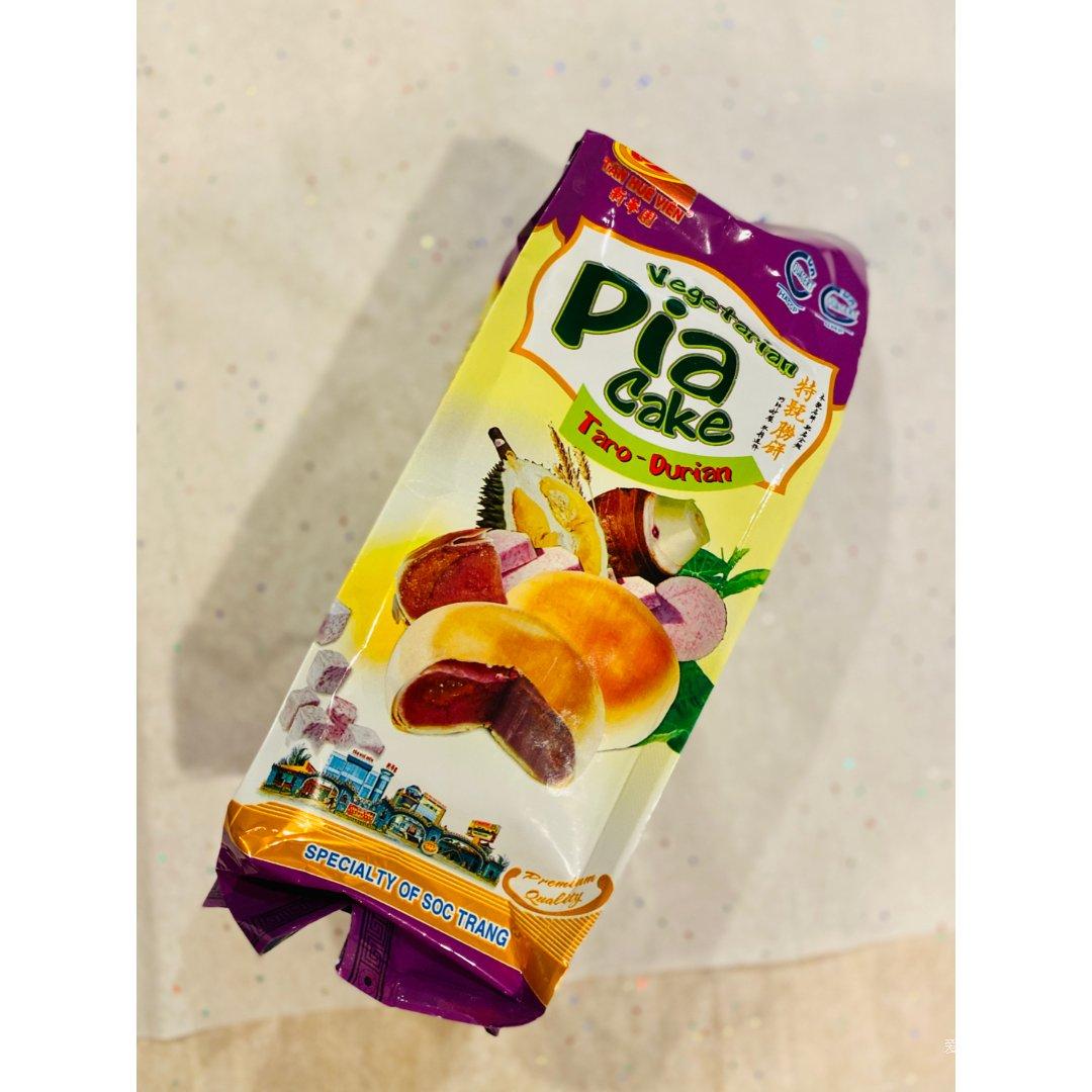 大华买什么·榴莲控不可错过的越南榴莲饼