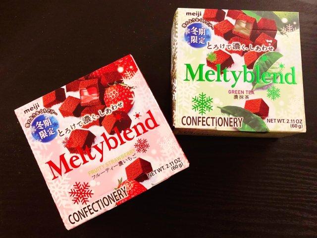 Meiji松露巧克力冬季限定 草莓...