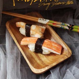 久违的寿司,今天终于安排上了☺...