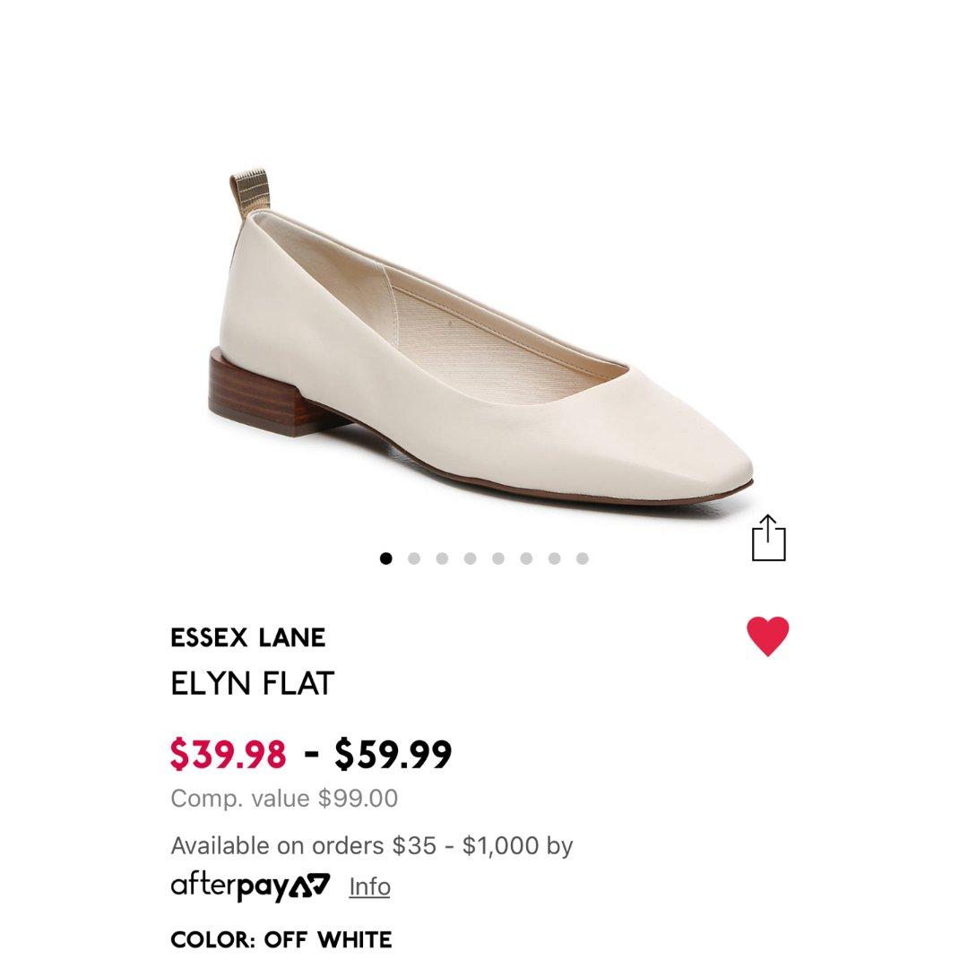 DSW的一双小白鞋