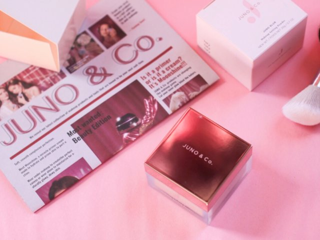 颜值与质量并存的美妆品牌 | JU...