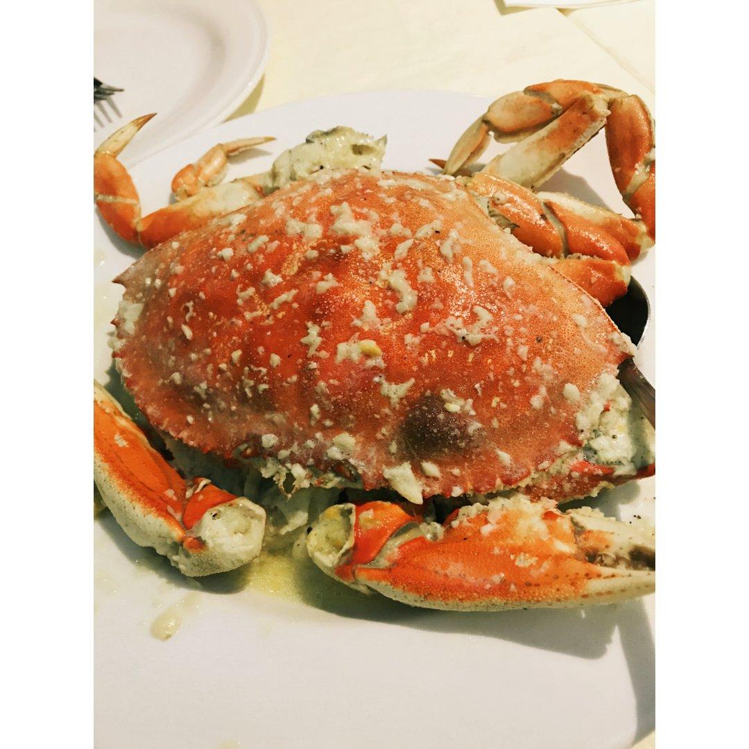湾区探店|这里的蟹比脸还大!半岛吃蟹去处
