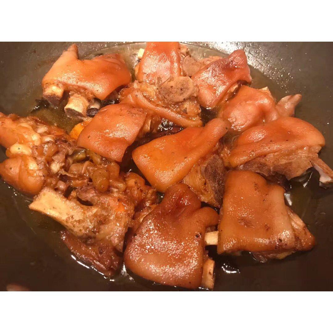 下厨房之红烧猪蹄