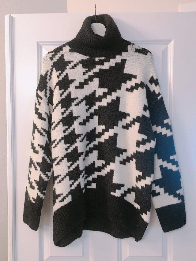 新入的H&M 毛衣🧶❄️