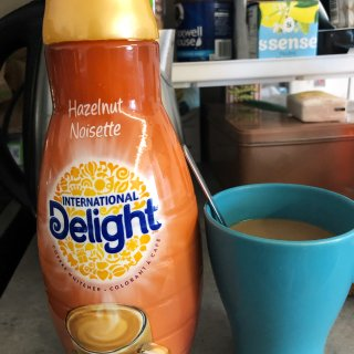 ☕️推荐一个好喝的咖啡伴侣~...
