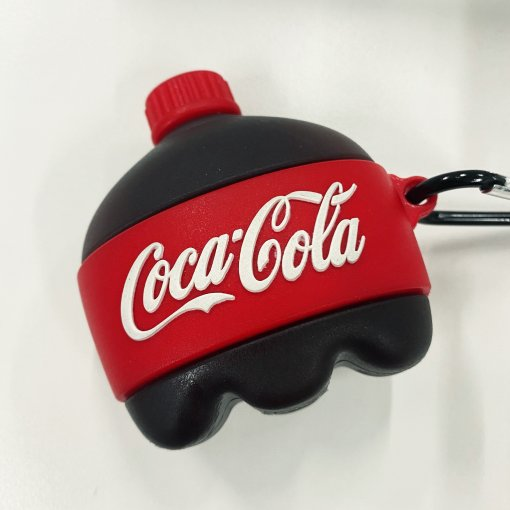 超可爱的可乐瓶耳机壳🥤