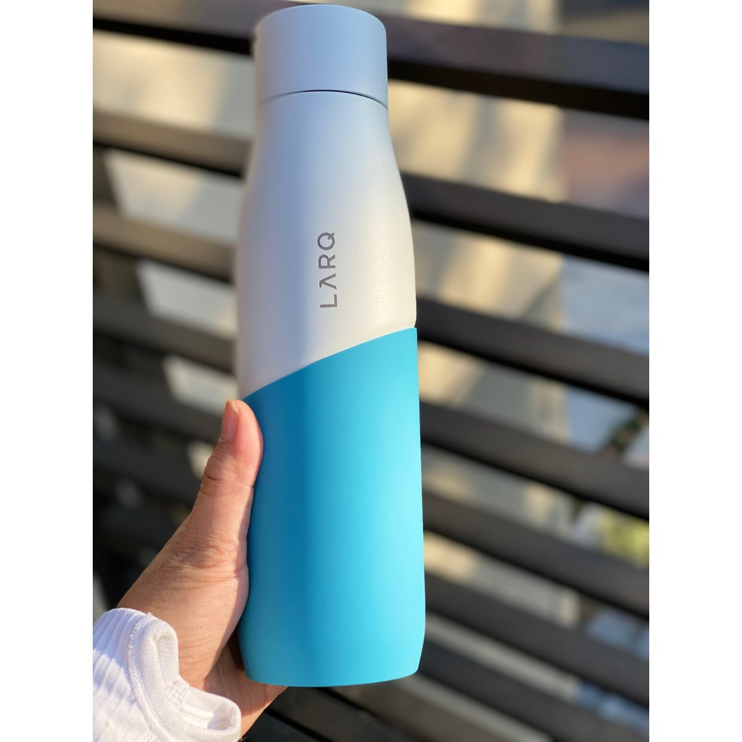 ♻️LARQ自净化水瓶带给你安全环...