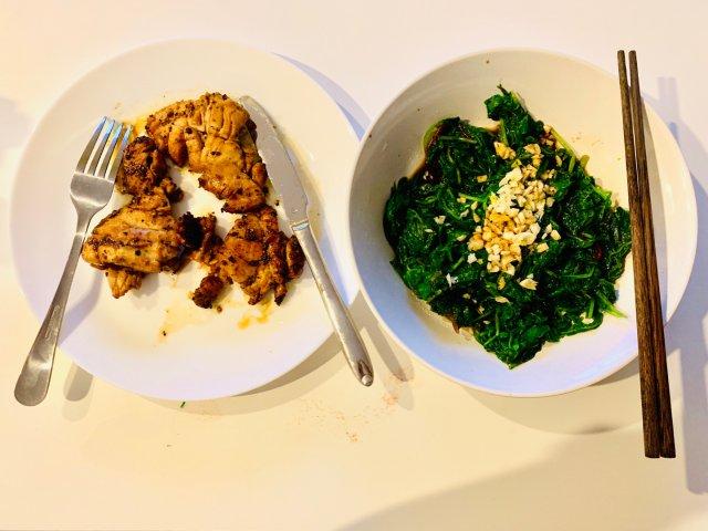 【减脂】工作日晚餐👩🏻🍳