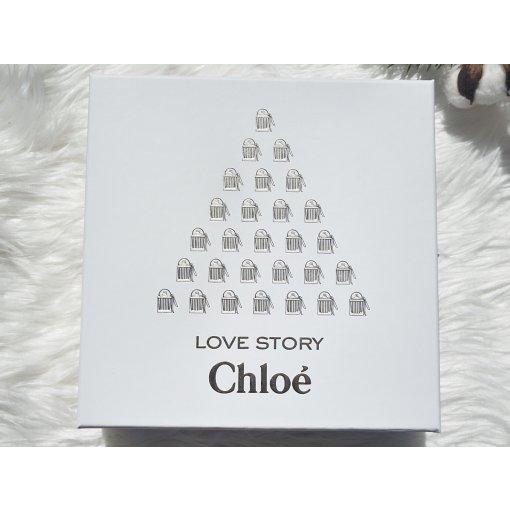 Chloe Love Story经典三件套装