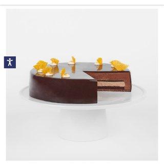 Lady M新品威士忌黑巧克力蛋糕...