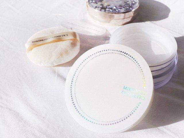 MIKIMOTO| 珍珠做的晚安粉