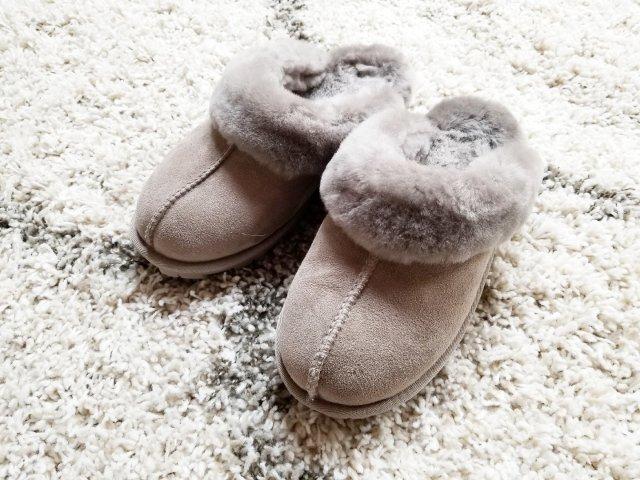 【Costco 好物】絨毛室內拖鞋