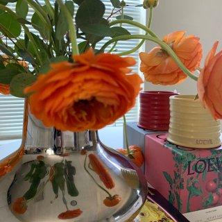 终于get了Loewe的绝美香薰蜡烛🕯️...