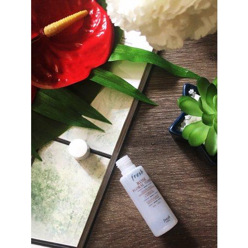 护肤|混油皮夏天适合的fresh玫瑰水🌹