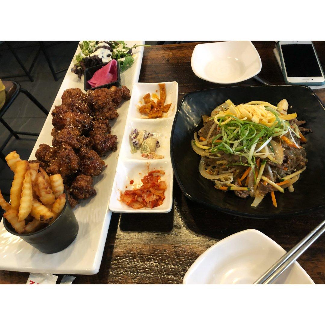 墨尔本city韩餐厅
