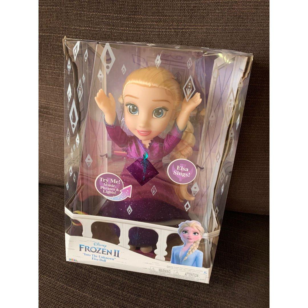 一起來擺攤4|會唱歌的Elsa公仔