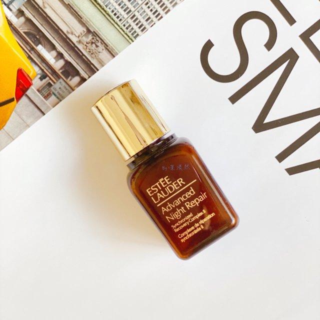 精华液|雅斯兰黛明星产品之小棕瓶
