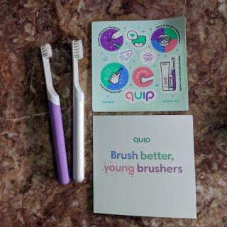 Quip Kids儿童版牙刷...