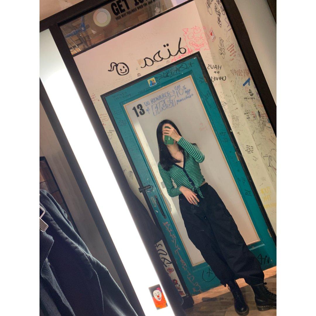 贫民窟女孩UO/Zara/HM的购物体验
