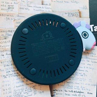 【微众测】BT21和Line Friends联名无线充电器