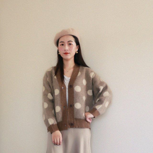 一字米酱的outfit|驼色顺色系穿搭💛