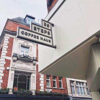 伦敦咖啡馆