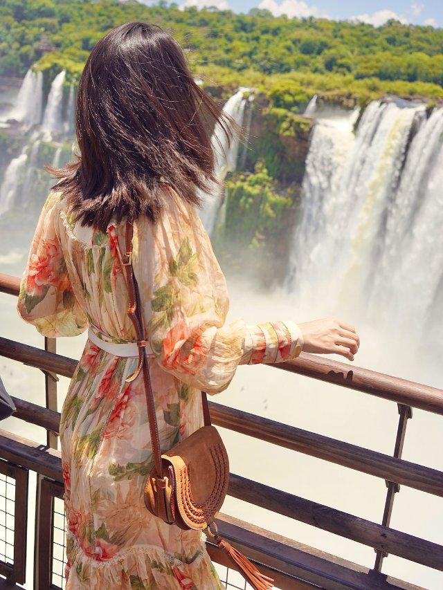 伊瓜苏瀑布|春光乍泄,因爱而生。