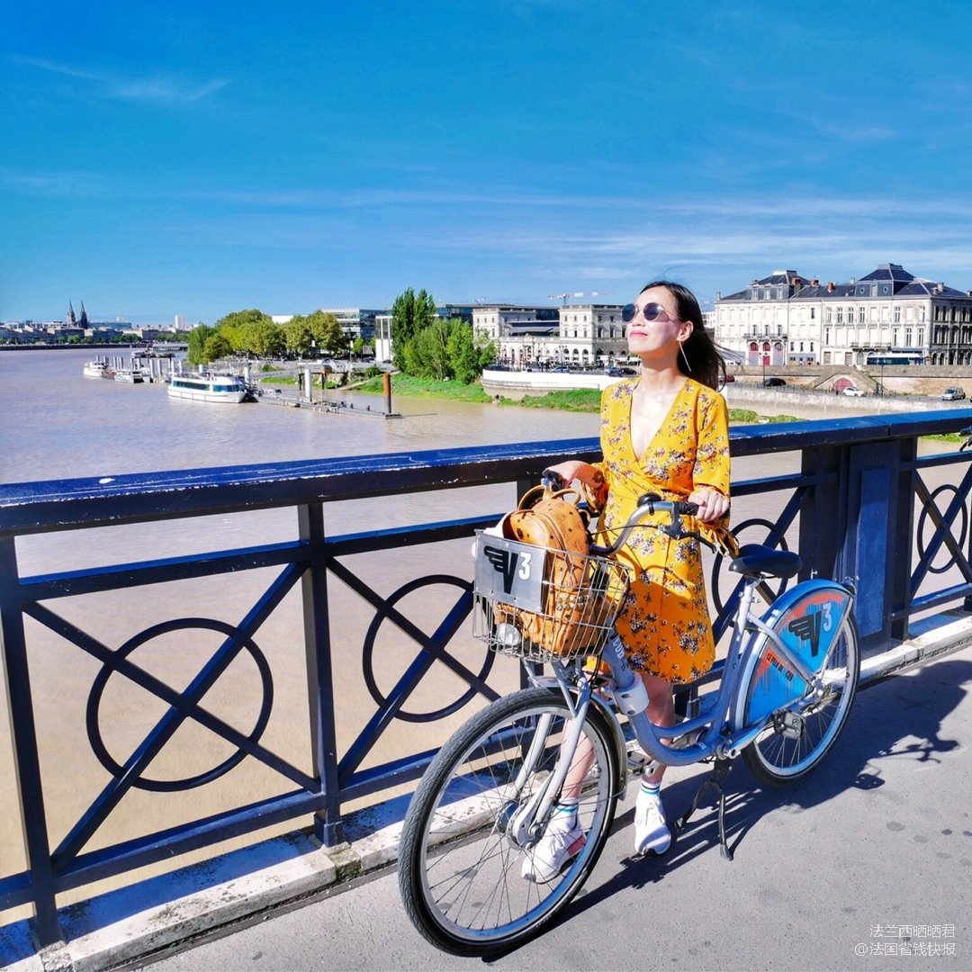 法国的浪漫城市波尔多加上最近让我非...