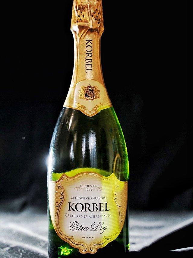 不是所有香槟都是小甜水儿~🥂