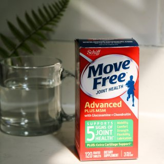 Move Free维骨力|关爱长辈的健康...