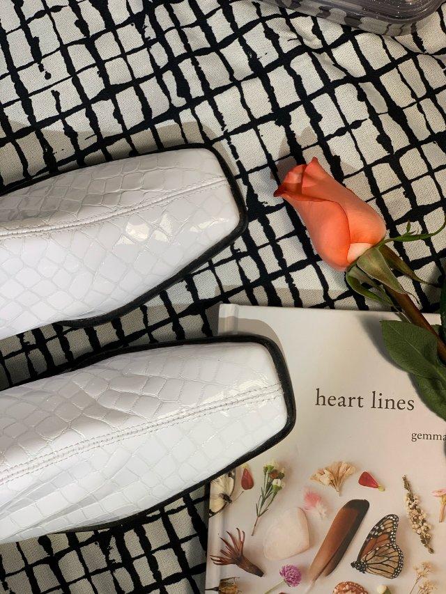 一双白靴走天下,爱了这双