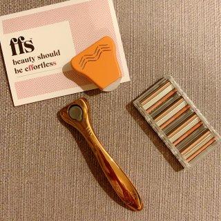 FFs:美丽应该毫不费力-爱上了这把脱毛...