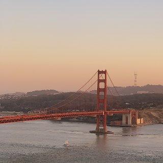 旧金山旅行 | 金门大桥绝佳观景点...
