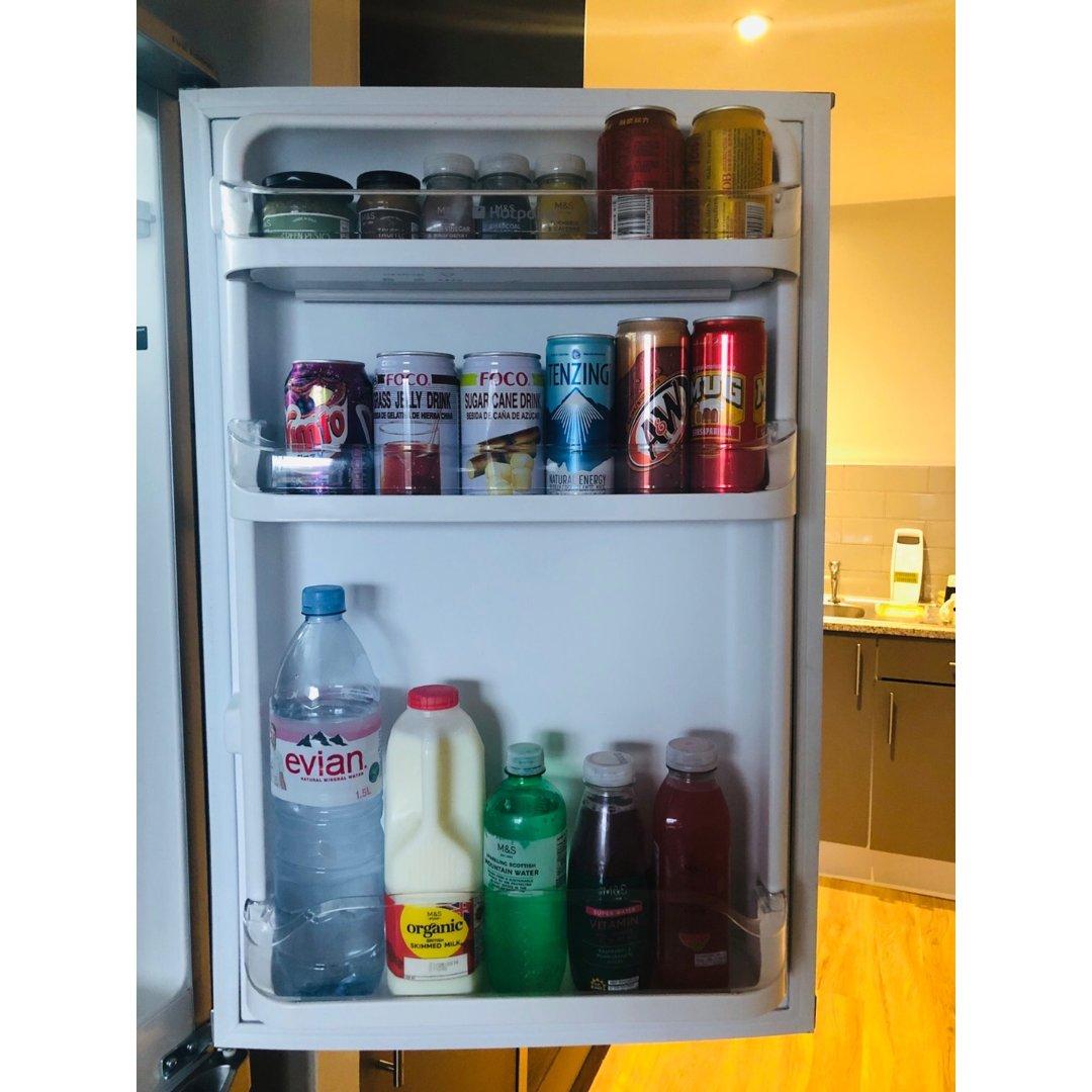 你家冰箱都有啥