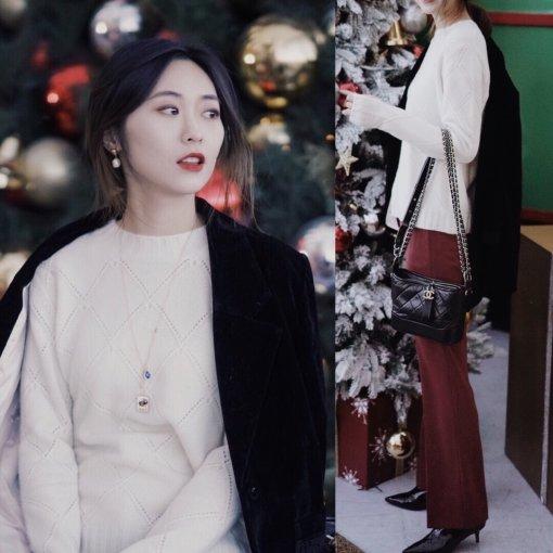 怎么穿最吸睛🎄圣诞LOOK分享