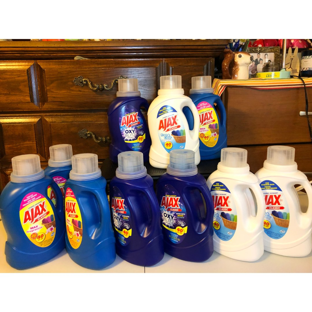Walgreen洗衣液
