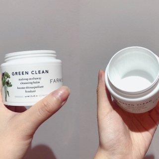 Farmacy,绿茶卸妆膏