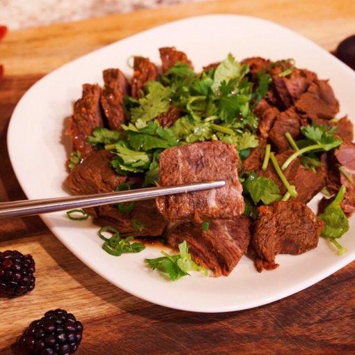 Instant Pot食谱 | 冷盘牛肉吃不够