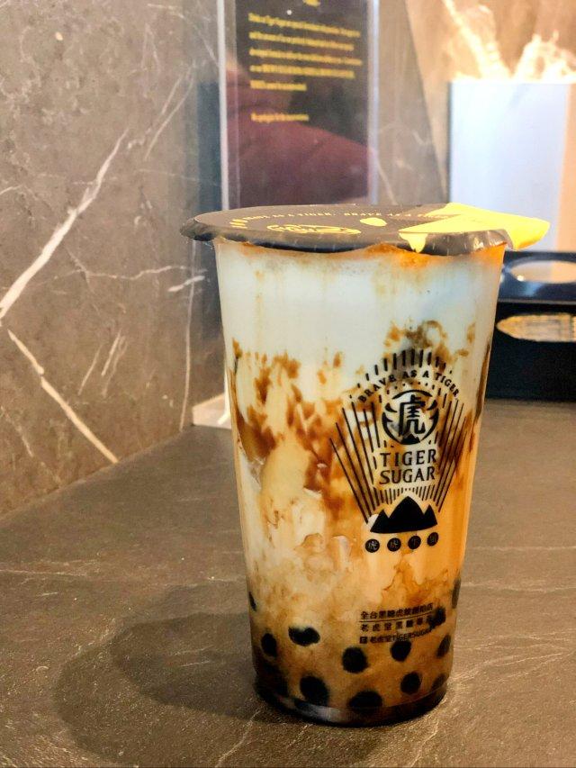 老虎堂奶茶☕️