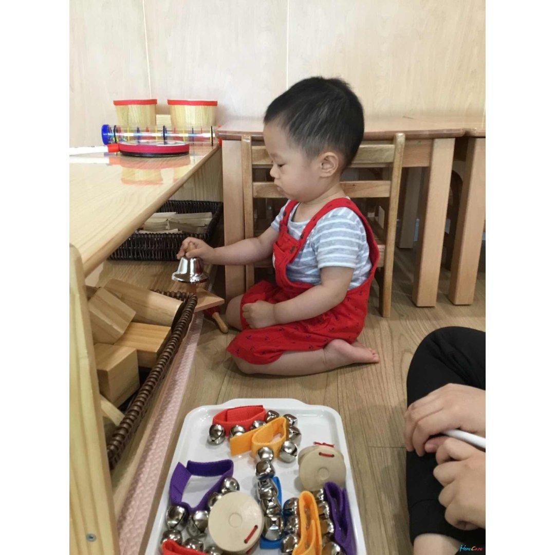 怀念孩子daycare的时光
