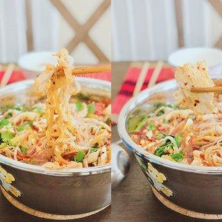 跨美食 钵钵鸡调料的花式吃法之钵钵鸡魔芋...