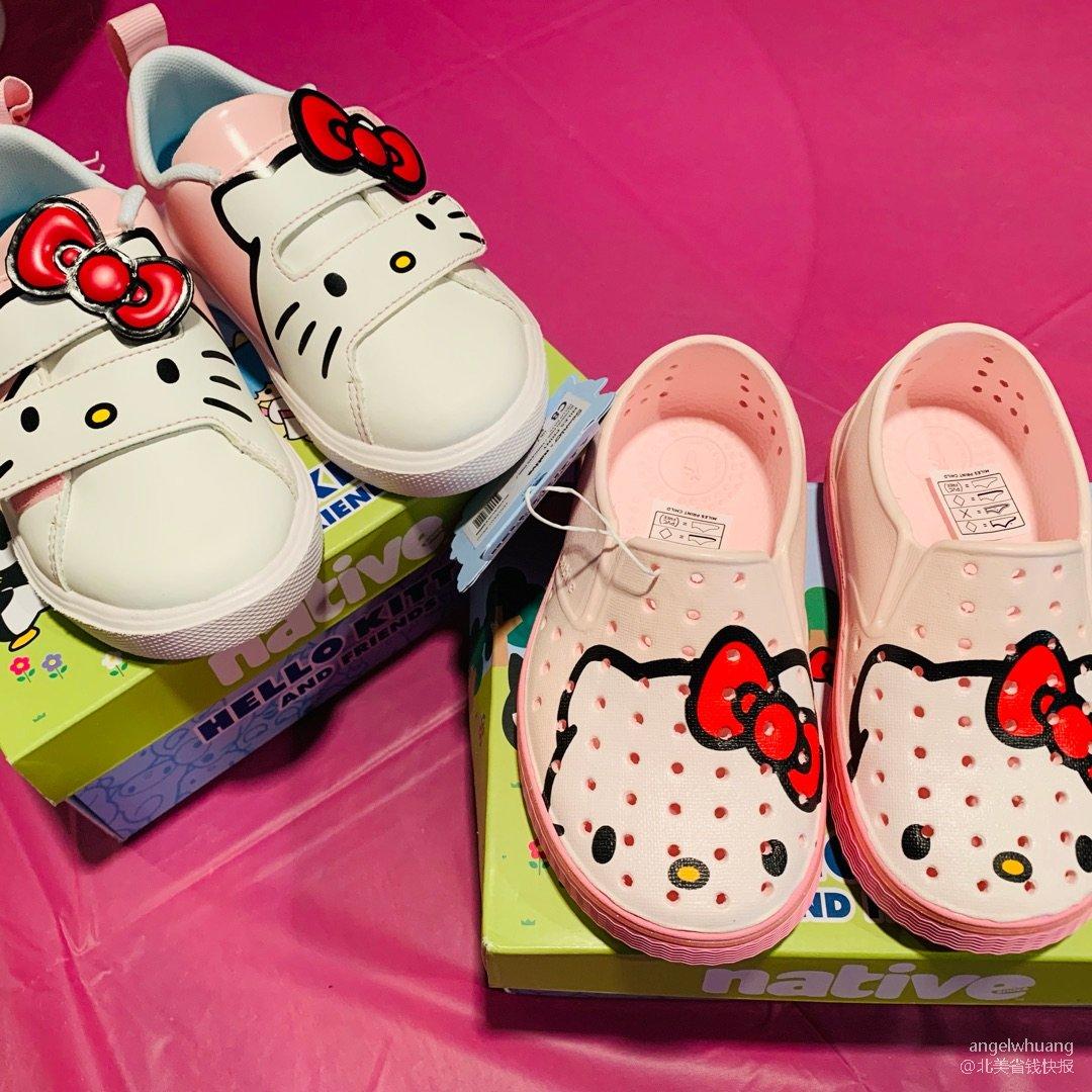 都是Hello Kitty!