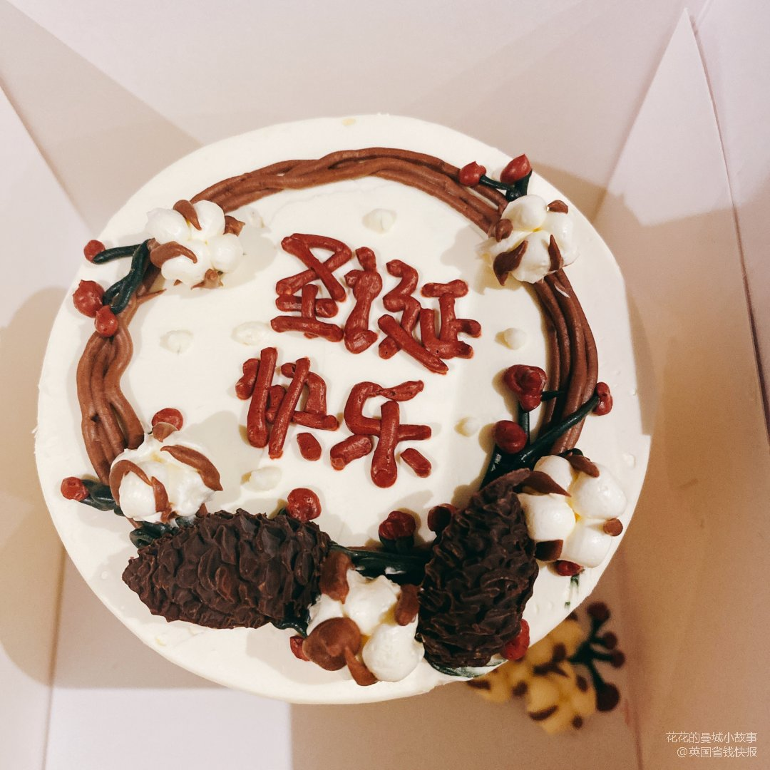 🇬🇧英国生活/曼城生活—颜控最爱的蛋糕店...