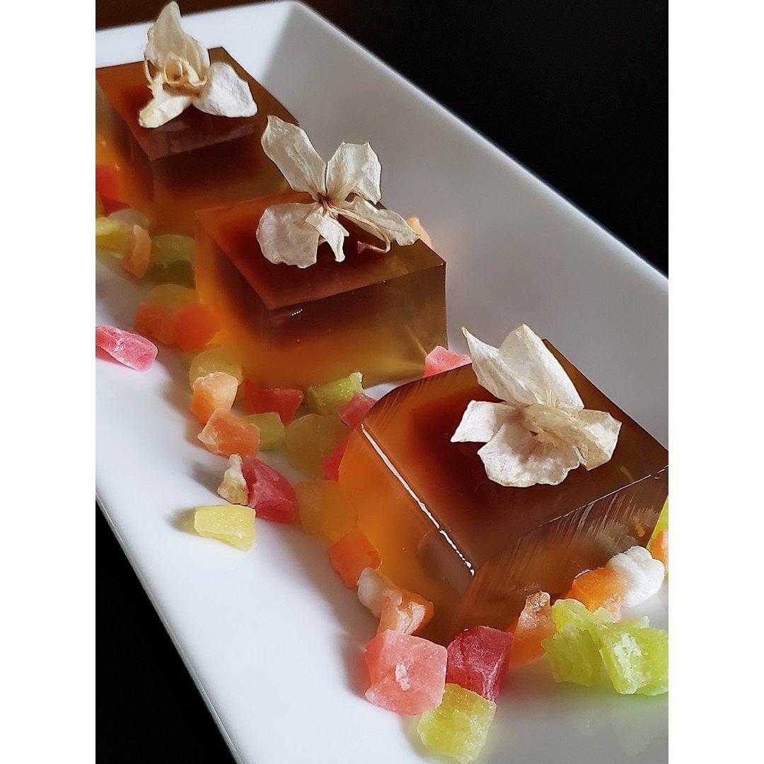 活血美容---红枣桂花糕