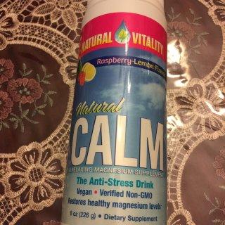 【微众测】Natural Calm 镁补充剂