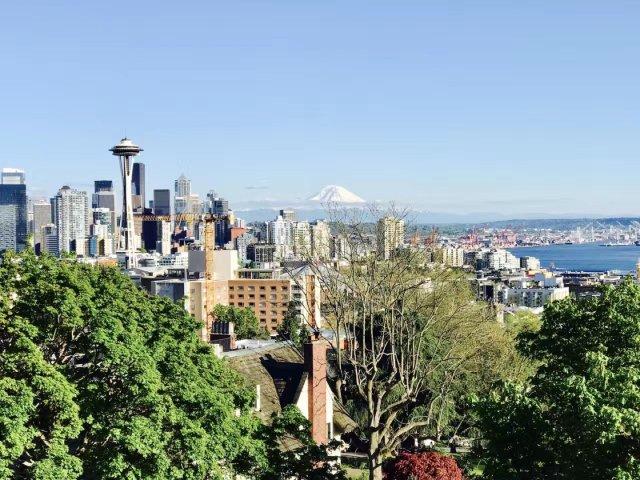 隐秘的仙境·西雅图城市美景篇
