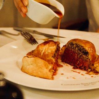 伦敦美食 好吃的牛排馆不容错过...