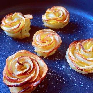 苹果玫瑰花🌹